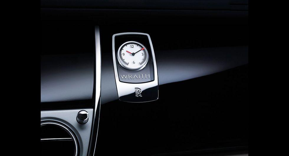 El Rolls-Royce Wraith de Karol G equipa un motor V12 de 6.6 litros que desarrolla 544 hp. (Fotos: Rolls-Royce).