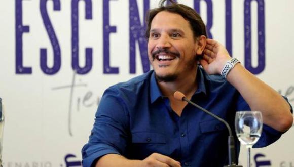 Sergio Peris-Mencheta será el villano en 'Rambo 5: Last Blood'. (Foto: EFE)