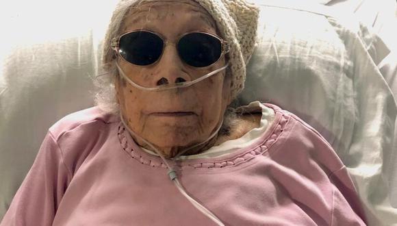 Lucia DeClerck nació en 1916 en Hawái, de padres originarios de Guatemala y España, sobrevivió la gripe española, dos guerras mundiales y la muerte de tres esposos y un hijo.