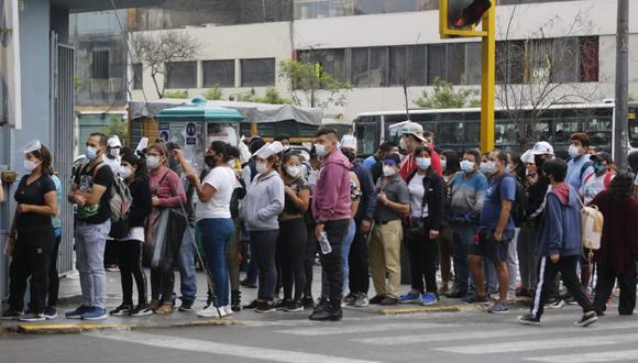 En Lima Oeste, la temperatura máxima llegaría a 28°C, mientras que la mínima sería de 20°C. (Foto: Violeta Ayasta /@photo.gec)
