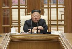 Kim Jong-un preside reunión del politburó en su primera aparición en un mes
