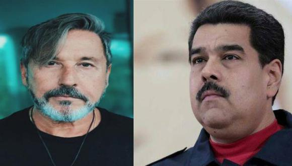Ricardo Montaner se pronunció sobre atentado a Nicolás Maduro. (Fotos: Facebook)