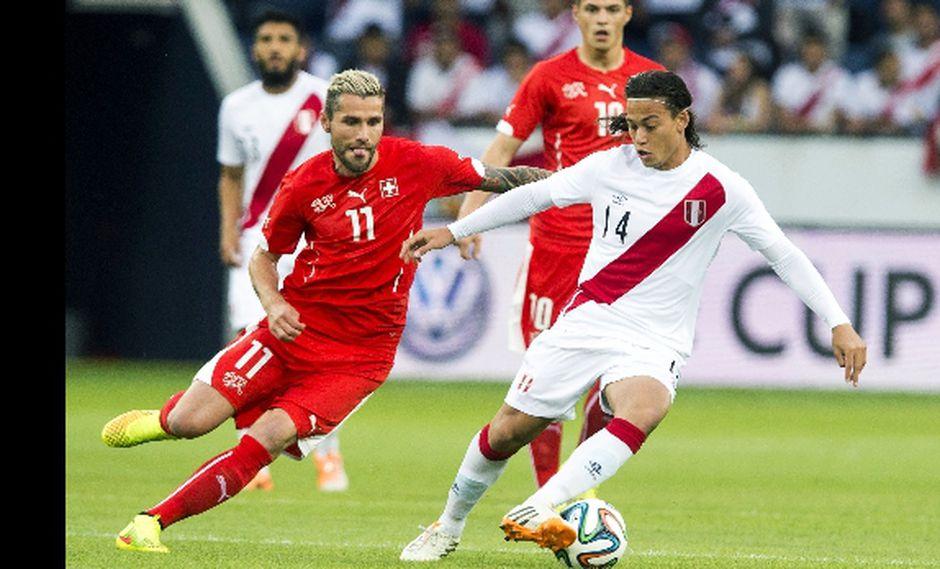 Perú y la lectura del partido ante Suiza: sin defensa ni ataque
