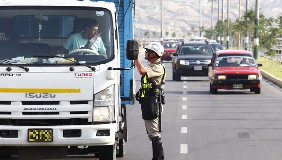 La Municipalidad del Callao invocó a todos los transportistas chalacos acogerse a estos descuentos. (El Comercio)