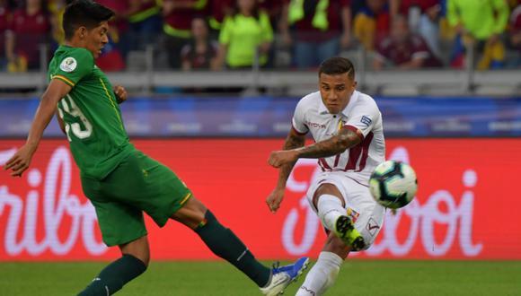 Bolivia recibe a Venezuela por las Eliminatorias Qatar 2022. (Fotos: Agencias)