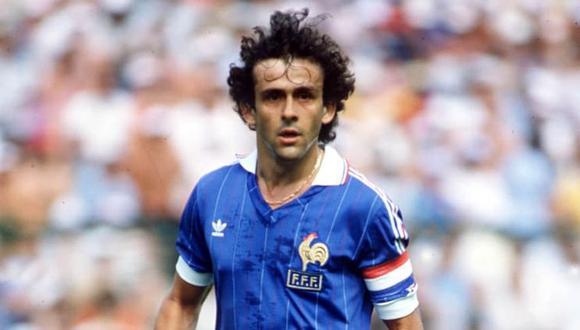 Michel Platini se retiró a los 32 años, pues según explicó, ya no encontraba placer en el fútbol. FOTO: Agencias.