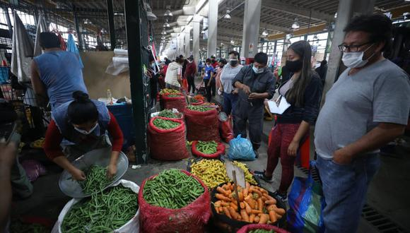 El BCR estima una inflación de entre 1,5% y 2,0% para este año. (Fotos Britanie Arroyo / @photo.gec)