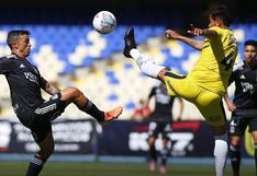 Colo Colo igualó 1-1 ante Universidad de Concepción por el Campeonato Nacional de Chile, con gol de Gabriel Costa