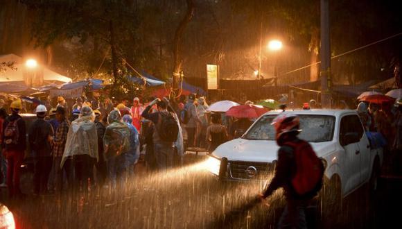 Para el Estado de México se pronostica una temperatura máxima de 26 a 28°C y mínima de 8 a 10°C. (Foto: AFP)
