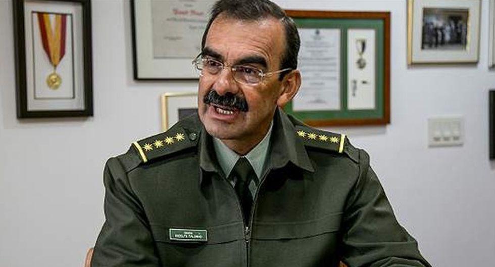 Colombia investiga a jefe de la Policía por red de prostitución