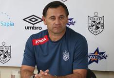 """Carlos Bustos: """"Ojalá pudiéramos contar con Waldir, pero tenemos que asumir el paso del tiempo"""""""