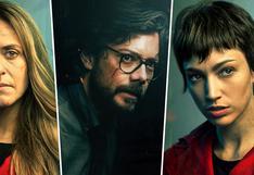 """La casa de papel"": cómo Netflix anunció el 'quinto muerto' de la última temporada"