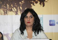 Carla García, hija del expresidente Alan García, se inscribió en el Partido Aprista