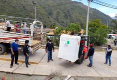 Apurímac: entregan planta de oxígeno que será instalada en hospital Guillermo Díaz