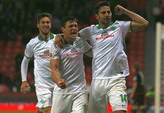 Permanencia, orgullo e historia: este es el récord que el Werder Bremen de Pizarro debe defender