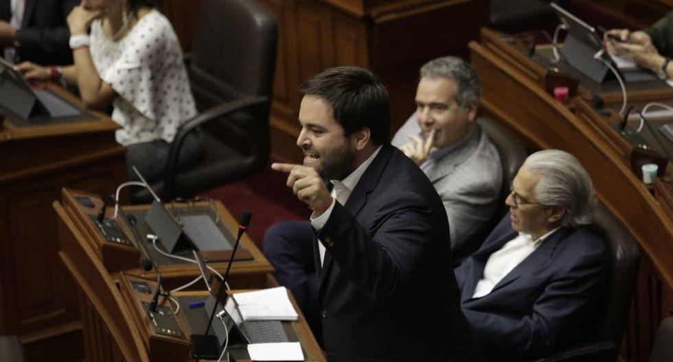 El congresista Alberto de Belaunde indicó que asistirá a la Comisión de Ética con serenidad. (Foto: Anthony Niño de Guzmán / GEC)