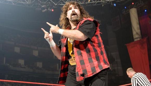"Mick Foley tras confirmar que dio positivo por coronavirus: ""Sigan tomando a este virus en serio, por favor""   Foto: WWE"