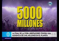 River vs. Flamengo: los canales de transmisión en Argentina para ver y disfrutar la final de la Copa Libertadores