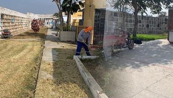 La Libertad: disponen apertura del Cementerio Municipal de Ascope desde el 6 de julio
