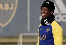 Boca Juniors ya cuenta con el transfer de Luis Advíncula y podría estrenarse ante River Plate