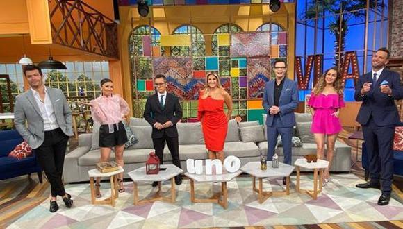 Flor Rubio y Brandon Peniche se suman a 'El Capi' y Kristal Silva, quienes también se contagiaron con el virus. (Foto: Instagram @vengalaalegriatva)