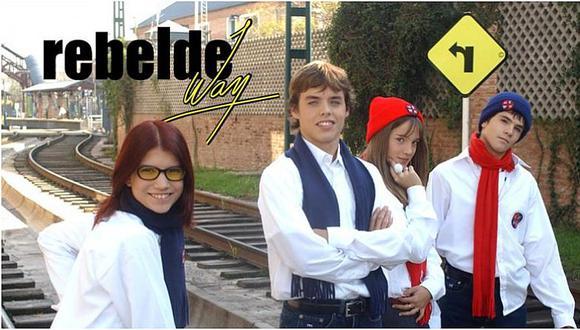 Netflix estrenó Rebelde Way  (Foto: captura de video)