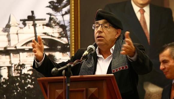 El congresista de Alianza para el Progreso, Edwin Donayre, ha sido sentenciado a cinco años y seis meses de prisión efectiva. (Foto: Congreso de la República)