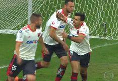 Flamengo vs. Cruzeiro: Leo Duarte abrió el marcador en el Mineirao | VIDEO