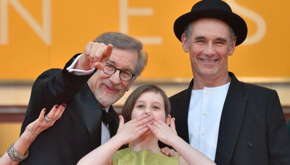 Mark Rylance, el nuevo actor preferido de Steven Spielberg