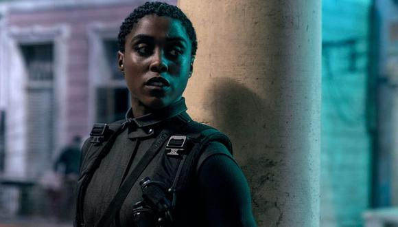 Lashana Lynch será la primera mujer en interpretar al agente 007 en la saga James Bond. (Foto: MGM)
