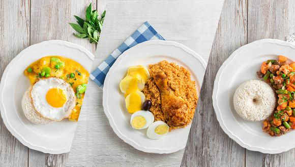 Tres deliciosas recetas que deberías incluir en tu menú contra la anemia.