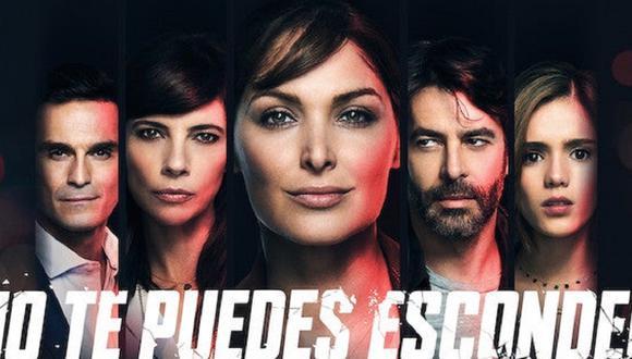 No te puedes esconder, ¿tendrá temporada 2 en Netflix y Telemundo? (Foto: Telemundo)