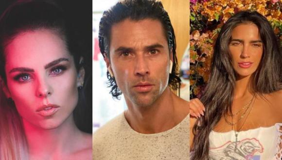 Pese a lo vivido, María José Magán aseguró que ya perdonó la infidelidad del actor (Foto: Composición / Instagram)