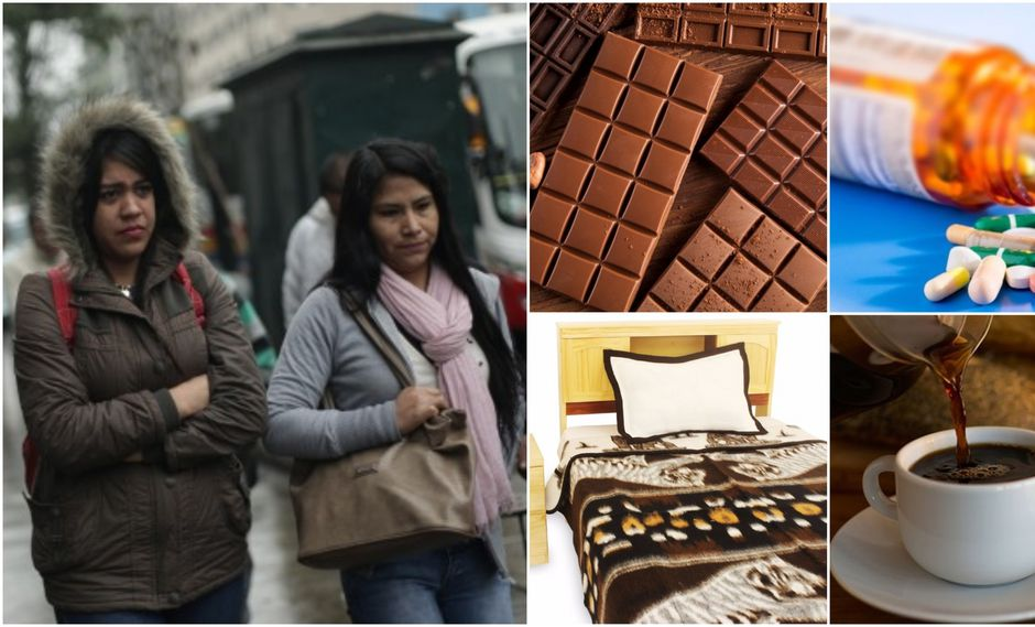 Comerciantes de la galería Guizado aseguran que sus ventas de prendas de franela, polar y peluche se han duplicado por el frío.
