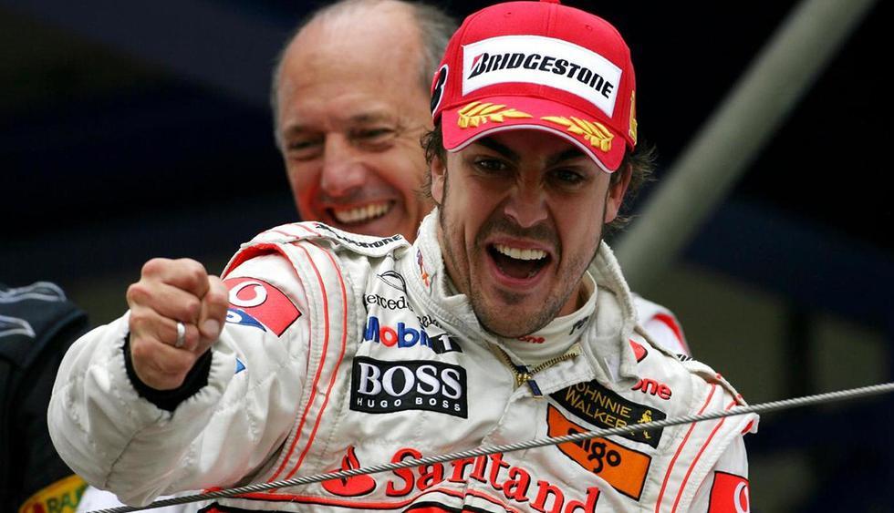 Fernando Alonso retiro F1
