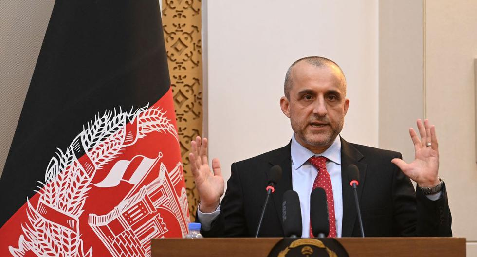 Taliban find .5 million and Gold Bars from former Vice President Amrullah Saleh's house