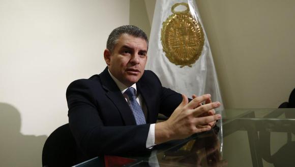 Fiscal Rafael Vela cuestionó posición asumida por fiscal supremo Víctor Rodríguez Monteza a favor de liberación de Keiko Fujimori (Foto: GEC)