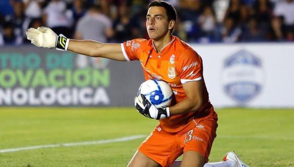 Alejandro Duarte debutó en el fútbol peruano con 19 años en Juan Aurich.