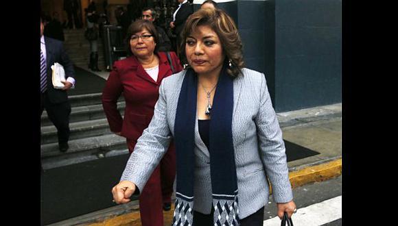 Zoraida Ávalos era titular de la Fiscalía Suprema en lo Civil desde que fue elegida magistrada suprema, a fines del 2013. (Foto: Dante Piaggio / Archivo El Comercio)
