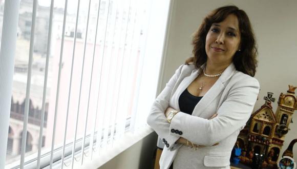 Susana Silva ocupó el cargo entre los años 2011 y 2015. (Andina)