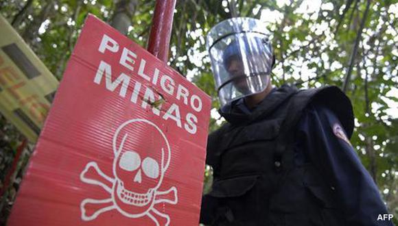 ¿Cómo desminar al país con más minas antipersonales de América?
