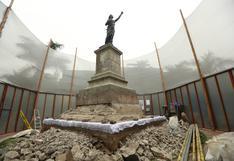 El renacer de las esculturas del Centro Histórico: restaurarán 91 piezas con miras al bicentenario
