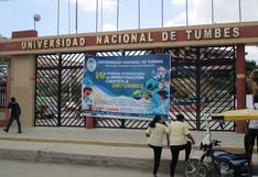 Tumbes: citan a docentes y alumnos por presuntas irregularidades en UNTumbes