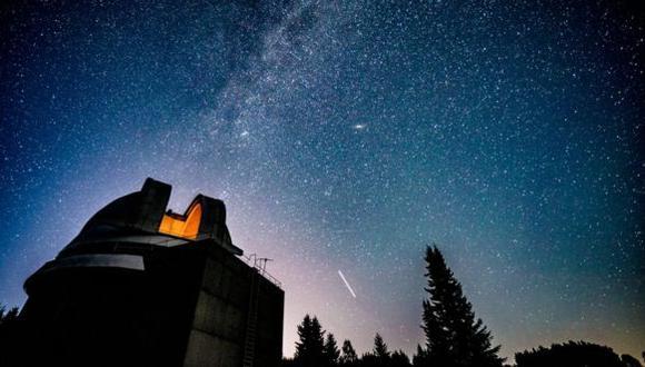 ¿Y si todo es producto de un un capricho cósmico? (Foto: iStock)