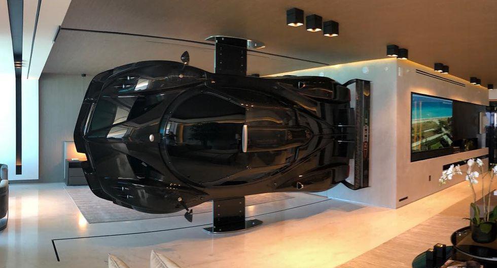 El Pagani Zonda Revolución fue uno de los últimos modelos que anunció el fin de la producción del modelo Zonda. (Foto: Instagram).