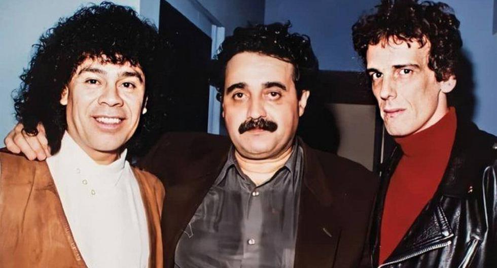 "Music producer Rubén ""Pelo"" Aprile, victim of Covid-19, dies"