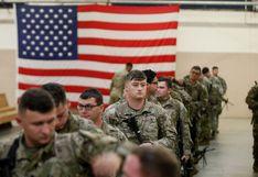 Más de 100 militares de EE.UU. fueron atendidos por lesiones cerebrales tras ataque iraní en Irak