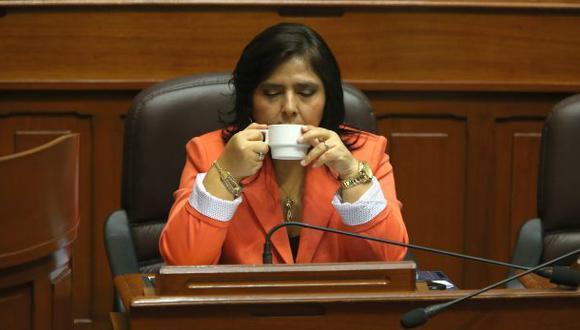 Mañana el Congreso definirá si le da el voto de confianza a la primera ministra Jara (Foto: Lino Chipana)