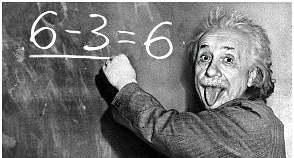 Este es el problema matemático por el cuál tuvo que sufrir Albert Einstein para poder encontrar la solución. (Foto: Pixabay)