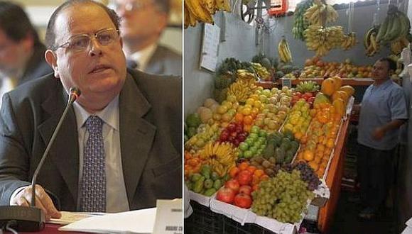 """Velarde: """"Nos preocupa repercusión de la inflación de este mes"""""""